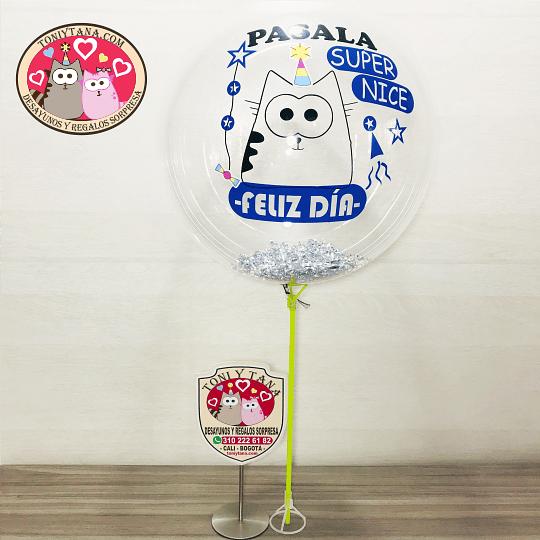 Globos Burbuja Personalizados - Image 2