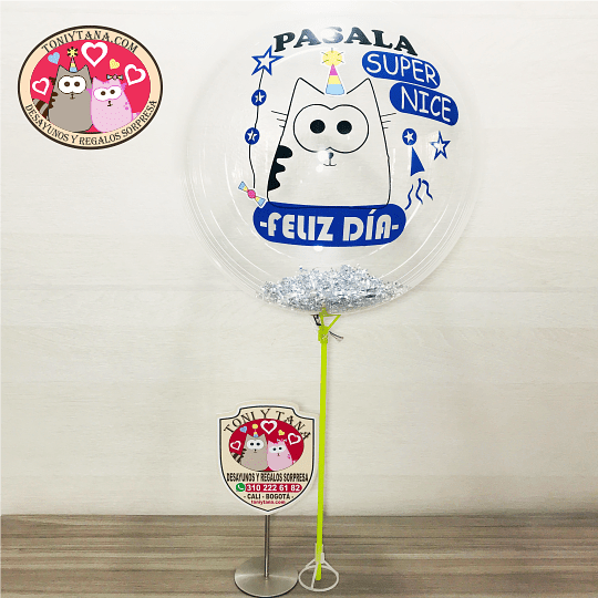 Globos Burbuja Personalizados - Image 5