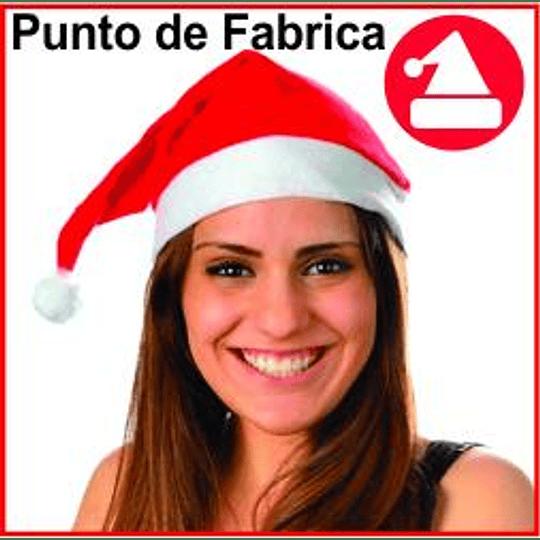 Gorros de Navidad Rojos Económicos $ 3.500 - Image 2