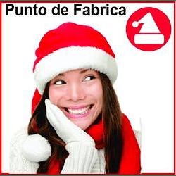 Gorros de Navidad con Bufanda Peluche Corto $ 12.000