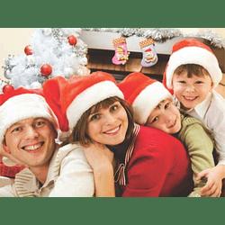 Gorros de Navidad Para Novenas Eventos Empresas
