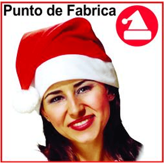 Gorros de Navidad con Bufanda Peluche Corto $ 12.000 - Image 4