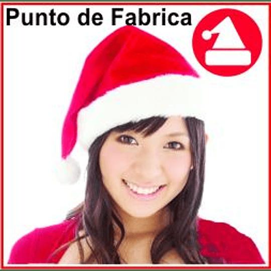 Gorros de Navidad con Bufanda Peluche Corto $ 11.000 - Image 5