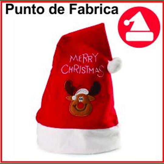 Gorros de Navidad con Bufanda Peluche Corto $ 12.000 - Image 10