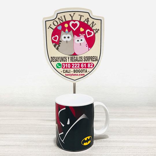 Desayuno Sorpresa Regalo Batman - Image 5