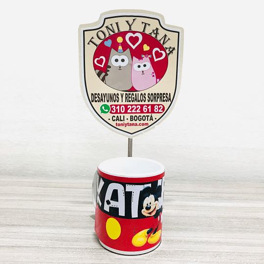 Desayuno Sorpresa Regalo Mickey Mouse - Image 6