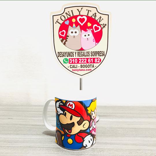 Desayuno Sorpresa Regalo Super Mario Bros - Image 5