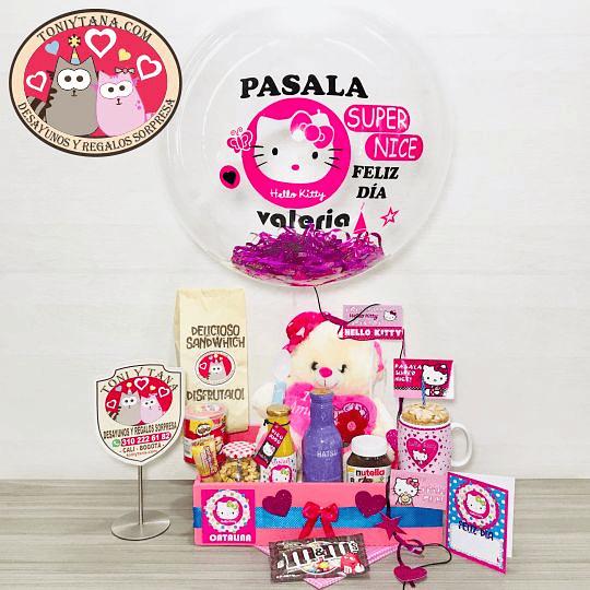 Desayuno Sorpresa Regalo Hello Kitty - Image 4