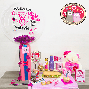 Desayuno Sorpresa Regalo Fashion Victoria Secret