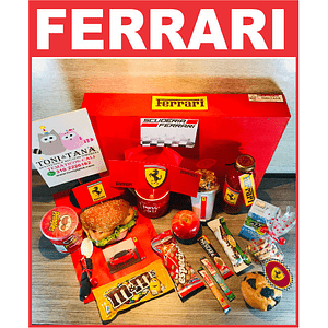 Desayuno Regalo Sorpresa Ferrari Para Él