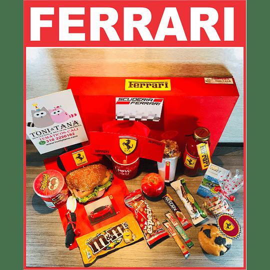 Desayuno Regalo Sorpresa Ferrari Para Él - Image 1
