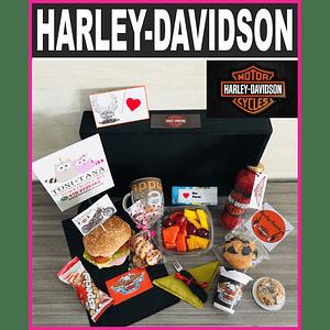 Desayuno Sorpresa Harley Davidson