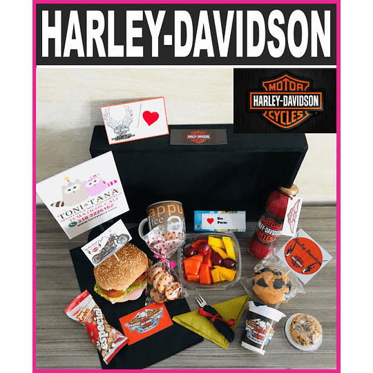 Desayuno Sorpresa Harley Davidson - Image 1