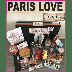 Desayuno Sorpresa Tarde en Paris
