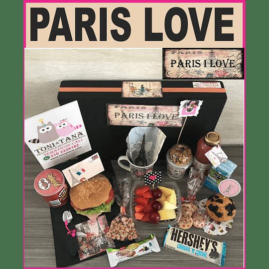 Desayuno Sorpresa Tarde en Paris - Image 1