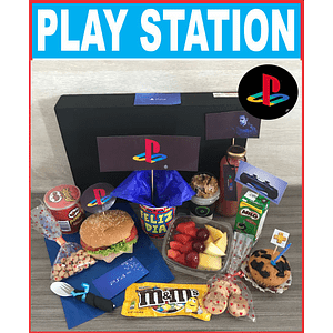 Desayuno Sorpresa Play Station