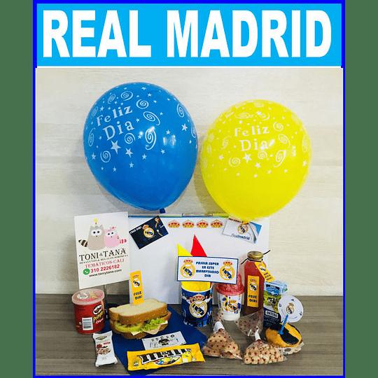Desayuno Regalo Sorpresa Real Madrid - Image 1