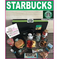Desayuno Regalo Sorpresa Starbucks