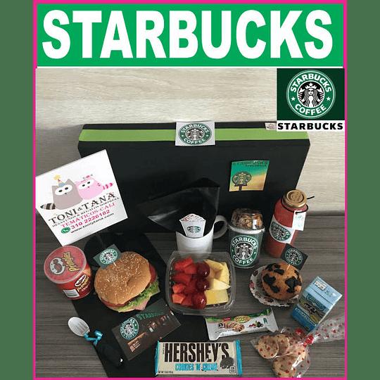 Desayuno Regalo Sorpresa Starbucks - Image 1