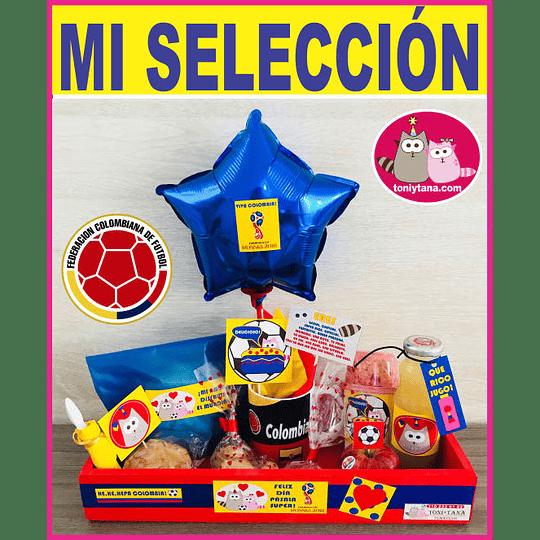 Desayuno Sorpresa Mi Selección Colombia - Image 1