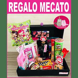 Regalo sorpresa Portafolio Mecato MEDIAS TARDES
