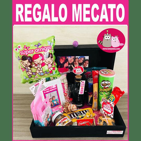 Regalo sorpresa Portafolio Mecato MEDIAS TARDES - Image 1