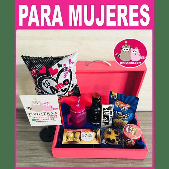 Regalos Sorpresa Para Mujeres Portafolio Chocolates ferrero - Image 1