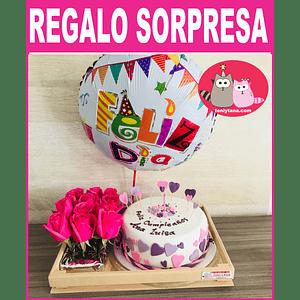Tortas feliz cumpleaños Personalizadas y Temáticas -CON 2 DÍAS HÁBILES ANTES