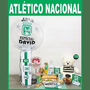 Desayuno Sorpresa Regalo Atlético Nacional