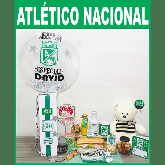 Desayuno Sorpresa Regalo Atlético Nacional - Image 1