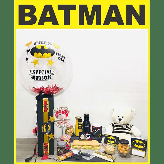 Desayuno Sorpresa Regalo Batman - Image 1