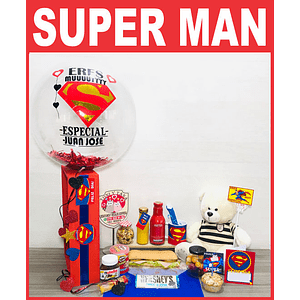 Desayuno Sorpresa Regalo Eres mi Superman