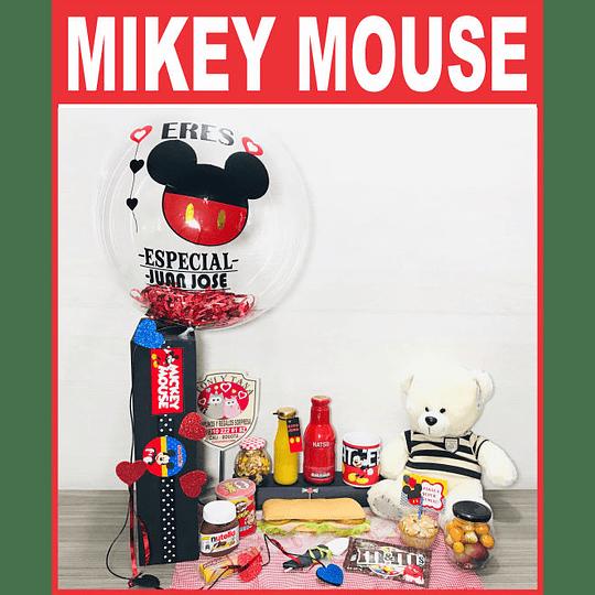 Desayuno Sorpresa Regalo Mickey Mouse - Image 1