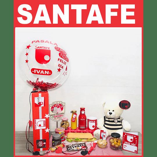 Desayuno Sorpresa Regalo Santafe Fútbol Club - Image 1