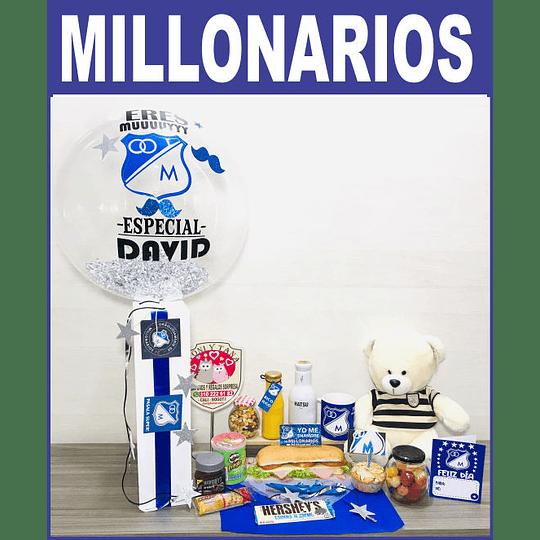 Desayuno Sorpresa Regalo Millonarios - Image 1