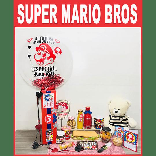 Desayuno Sorpresa Regalo Super Mario Bros - Image 1
