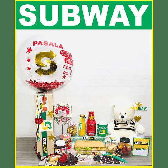 Desayuno Sorpresa Regalo Subway - Image 1