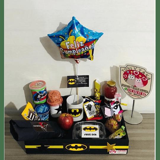 Desayuno Regalo Sorpresa Batman - Image 1