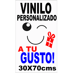 VINILOS DECORATIVOS PARA REGALAR