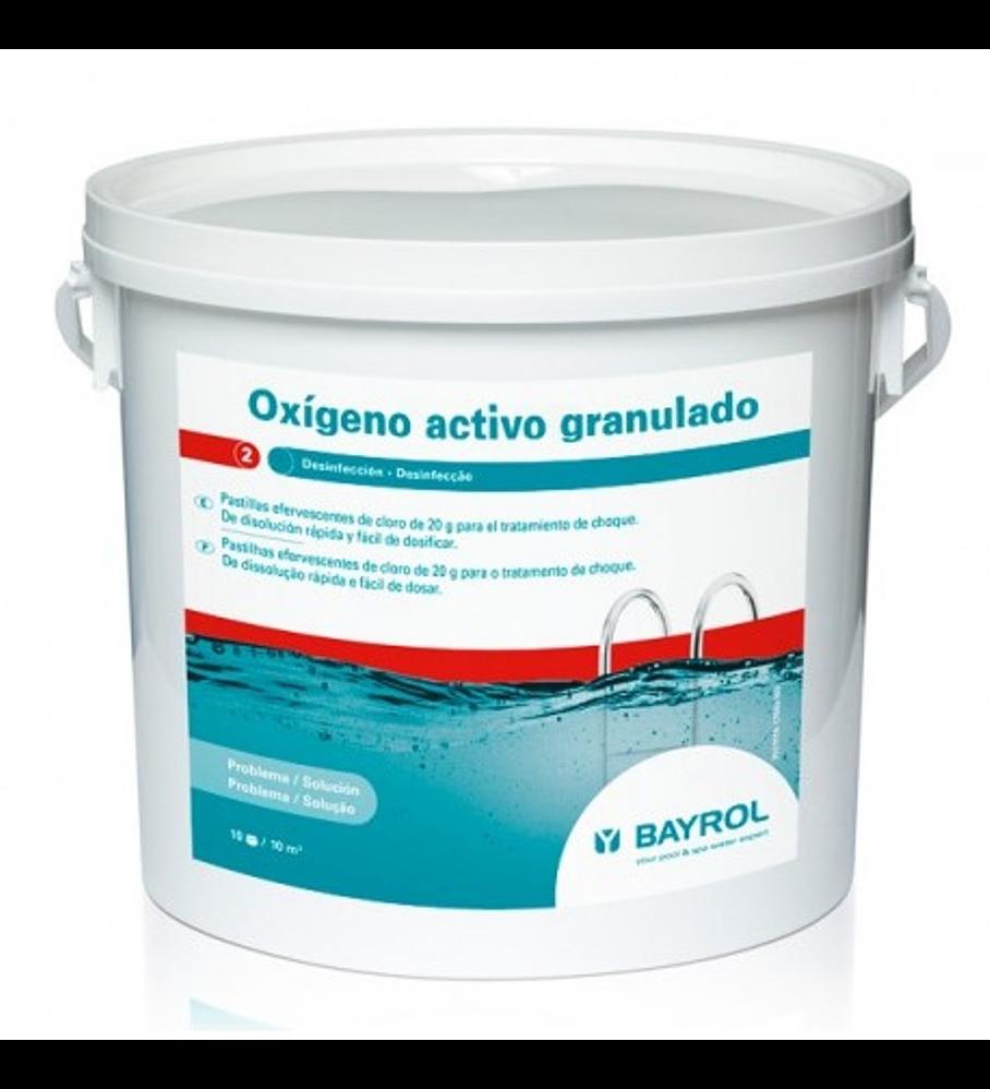 Oxígeno Activo Granulado - 5 Kg