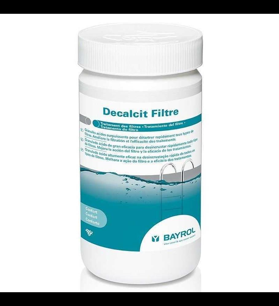 Decalcit Filtre- 1 Kg