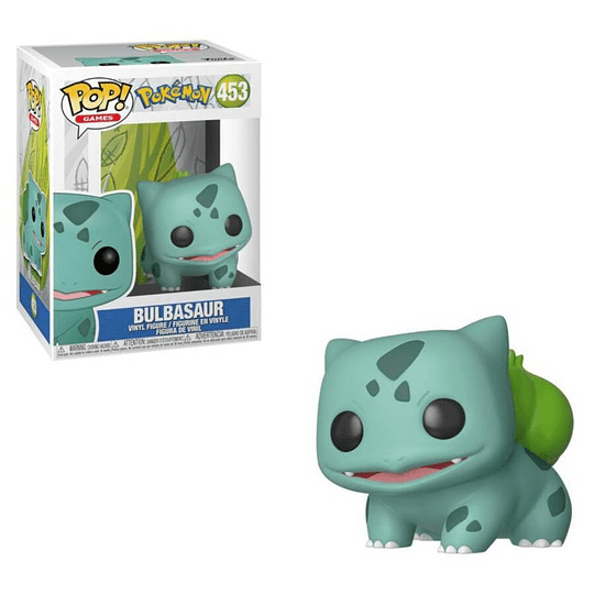 FUNKO POP! Games - Pokémon: Bulbasaur