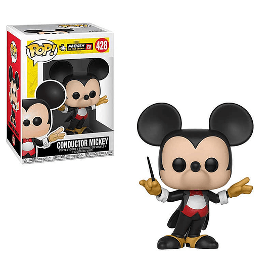 FUNKO POP! Disney - Conductor Mickey