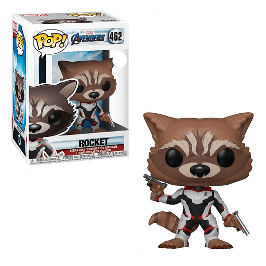 FUNKO POP! Marvel - Avengers: Rocket