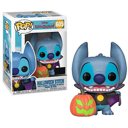 FUNKO POP! Disney - Lilo & Stitch: Halloween Stitch Special Edition
