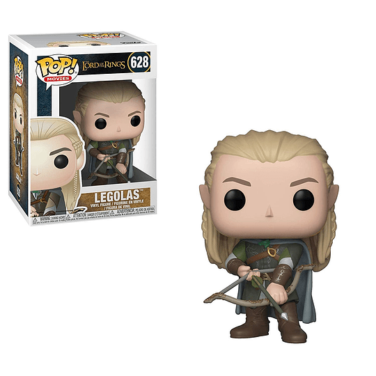 FUNKO POP! Movies - The Lord of the Rings: Legolas