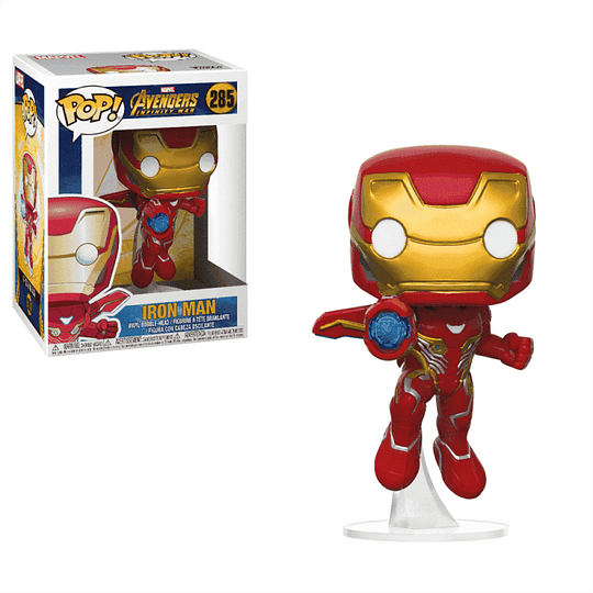 FUNKO POP! Marvel - Avengers Infinity War: Iron Man