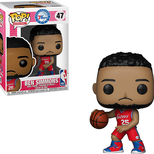 FUNKO POP! Sports - Basketball: Ben Simmons