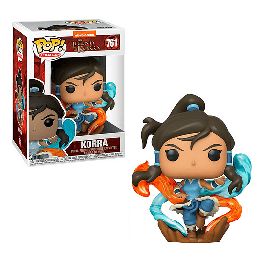 FUNKO POP! Animation - The Legend of Korra: Korra