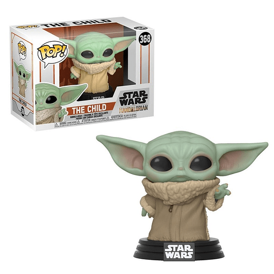 FUNKO POP! Star Wars - The Mandalorian: The Child (Baby Yoda)